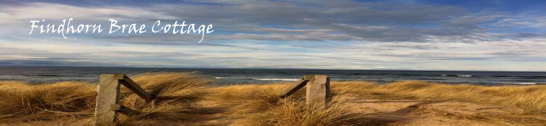 Findhorn Brae Cottage - header